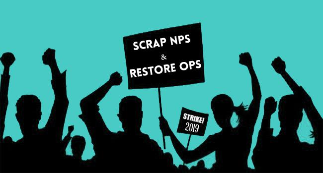 SCRAP-NPS-RESTORE-OPS-Central-Govt-Employees