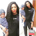 Tiwa Savage & Her Son, Jamil Are Cute In New Photo