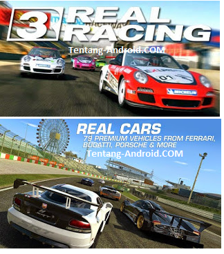 Download Real Racing (Mod Money All Cars) Hack Android Apk