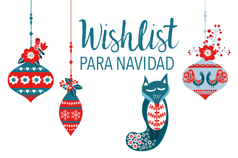Wishlist Navidad 2016
