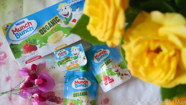 Munch bunch organic floral