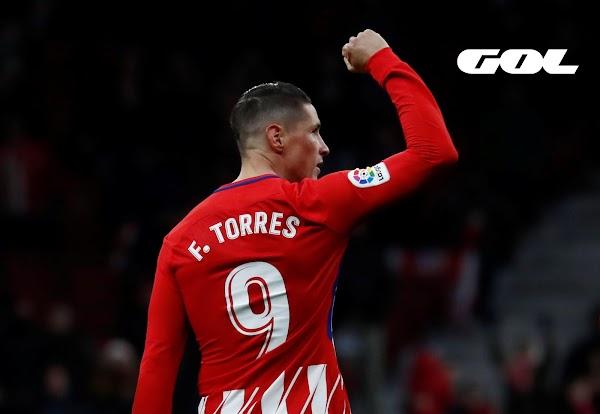El Atlético de Madrid despide el año en GOL