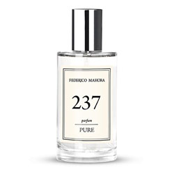 PURE 237 Warm Oriental Fruity Perfume