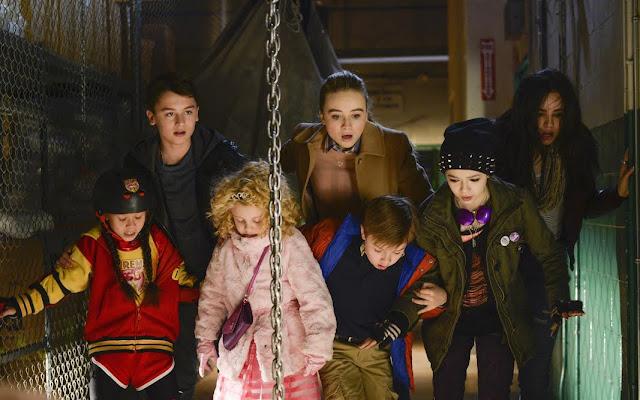Disney Channel estrena 'Canguros en apuros', remake de 'Aventuras en la gran ciudad'