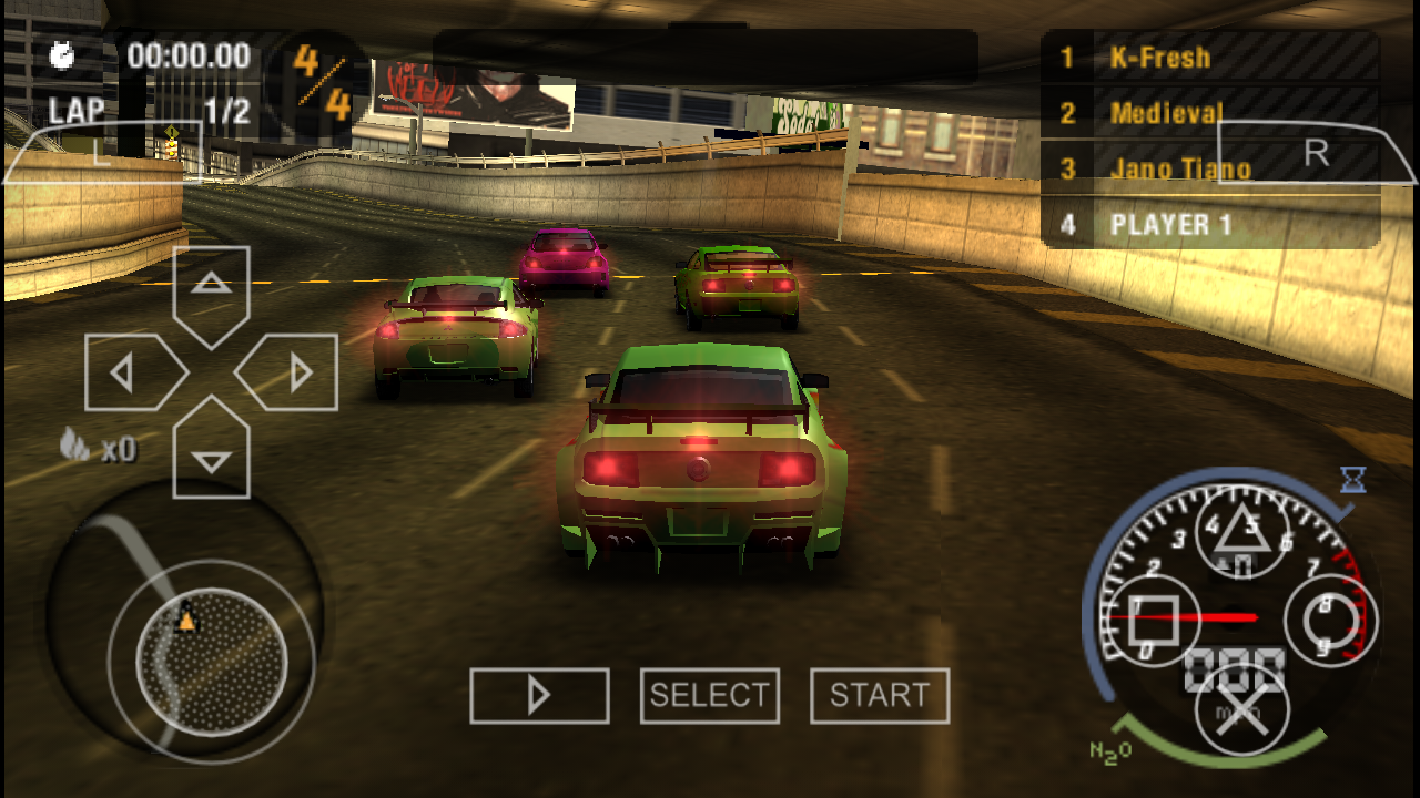 Need for Speed Most Wanted for PSP - GameFAQs