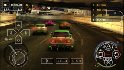 Need For Speed Most Wanted 5-1-0 PSP ISO Free Download ...