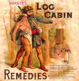 antique advertisement indian native american digital medical product download