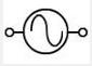 Source Symbol - AC Voltage Sourc
