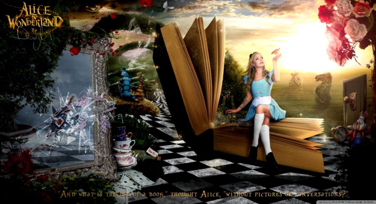 Alice In Wonderland 2016 Hd Wallpapers | Spot Wallpapers