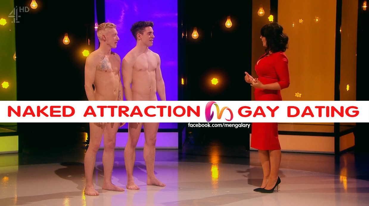 signs of attraction gay male