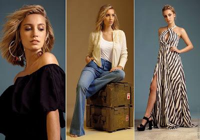 Moda primavera verano 2018 | Estilo urbano y femenino en ropa de mujer Montesco colección primavera verano 2018.
