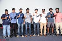 Poojita Super Cute Smile in Blue Top black Trousers at Darsakudu press meet ~ Celebrities Galleries 005.JPG
