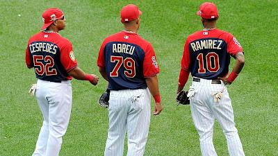 Probablemente, no veamos a Yoenis Céspedes, José Abreu o Alexei Ramírez con el uniforme cubano ni siquiera en caso de existir un convenio entre Cuba y MLB.