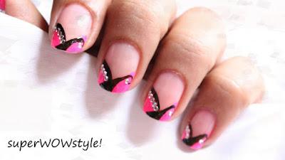 Nail Arts For Short Nails