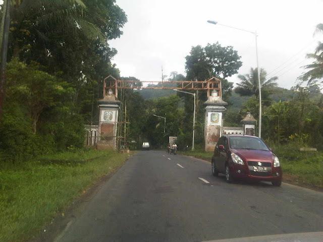 Gunung Gumitir dan Pesonanya