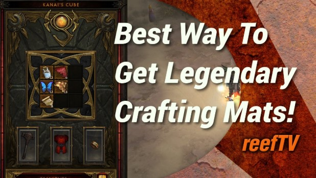 Information About Diablo 3 Crafting Materials