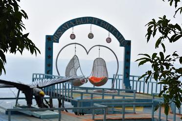 Lokasi Rute dan Tiket Masuk Panorama Bukit Bintang Bogor Foto Spot