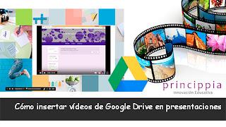 Tutorial de Google presentaciones