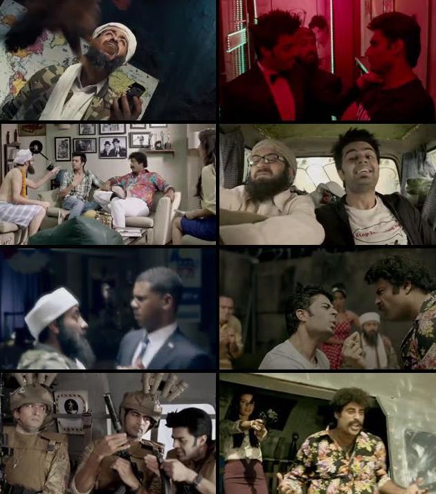Tere Bin Laden Dead Or Alive 2016 Hindi 480p HDRip