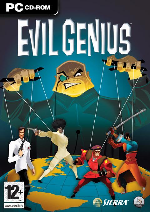 Eureka Evil Genius The Tower Defense Game