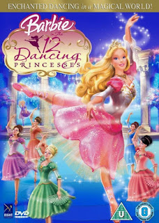 Barbie în Cele 12 Prinţese Balerine dublat în română