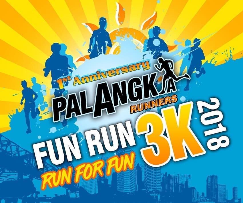 1st Aniversary Palangka Raya Runners • 2018