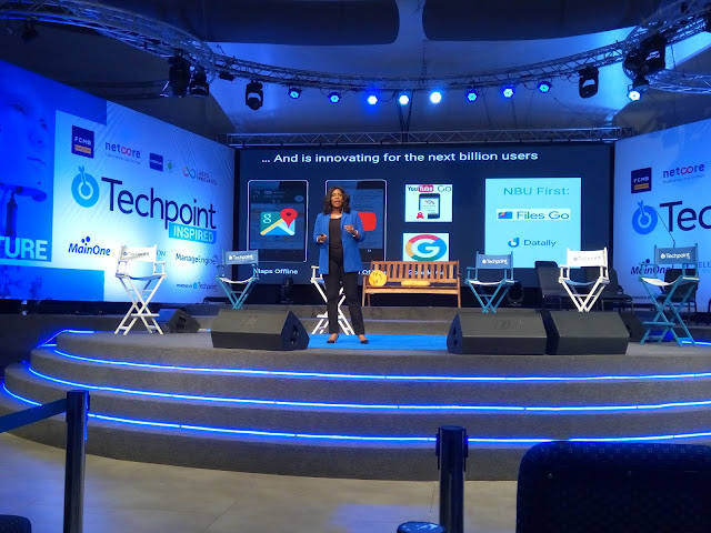 Juliet Ehuiman, Country Manager, Google Nigeria.