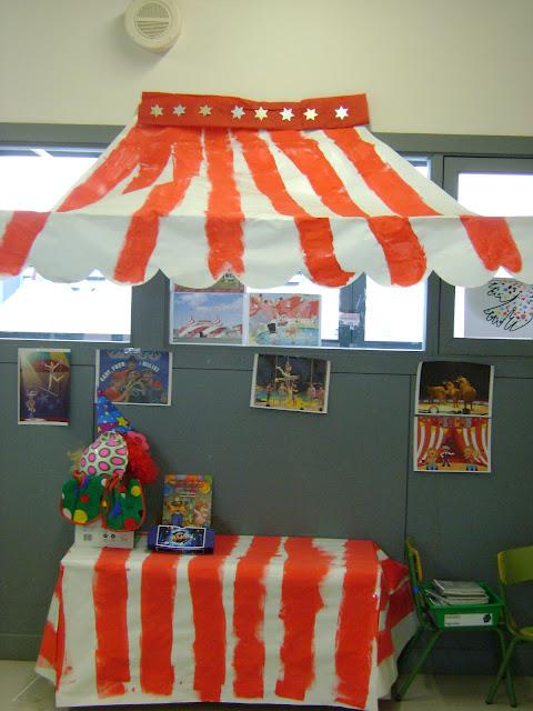 Carnival Themed St Birthday Cake