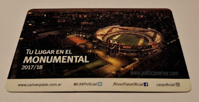 Carnet, River, River Plate, UnitecBlue, Unitec, Eurnekian,