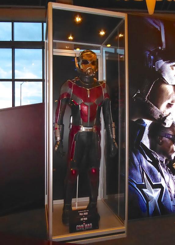 Ant-Man costume Captain America Civil War