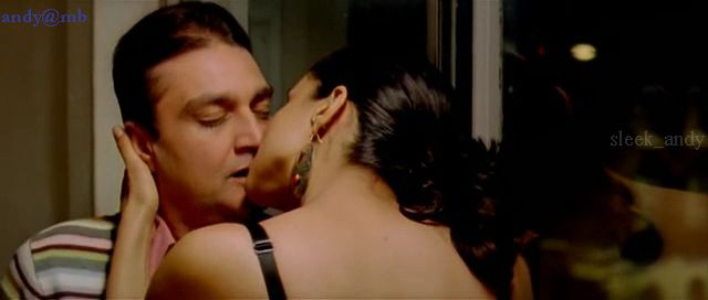 Gul Panag Hot Smooch