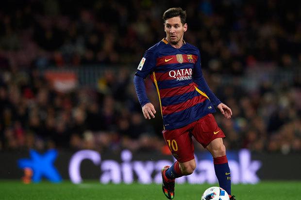 A Messi no le apura renovación con el Barcelona