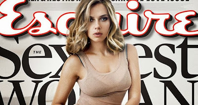 Esquire magazine names Scarlett Johansson its sexiest woman