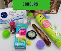 Castiga un set de produse cosmetice