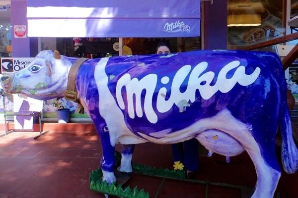 Milka - Puerto Iguazú - Argentina
