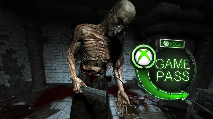 xbox game pass halloween 2018 outlast