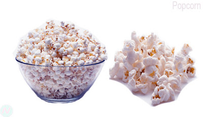 Popcorn,Popcorn food,ভূট্টার খৈ