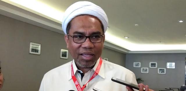 Soal Prabowo-AHY, Ngabalin: Jokowi Tidak Takut, Apalagi Cuma Kroco-kroco begitu