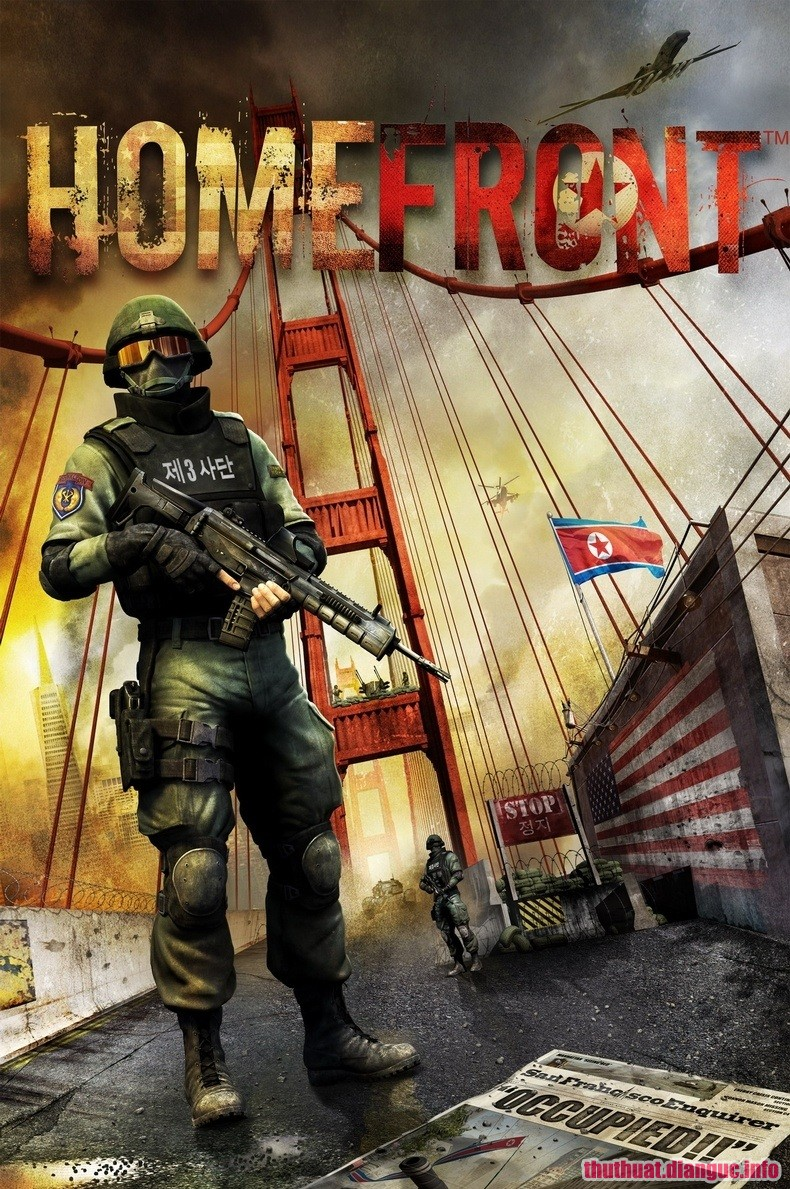 Download Game Homefront Full crack Fshare