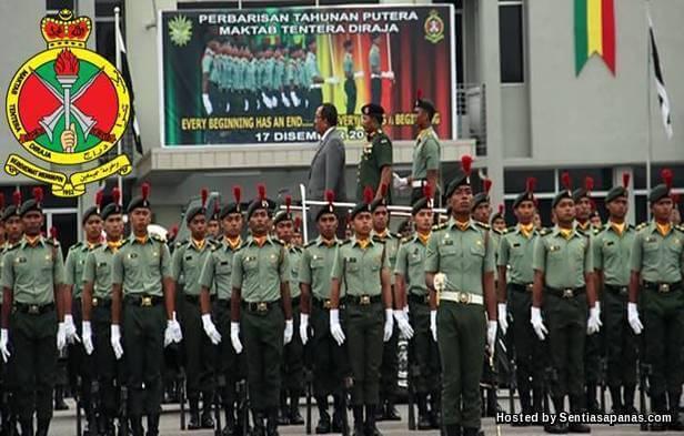 Permohonan Tingkatan 4 Maktab Tentera Diraja 2017