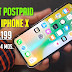 Smart Postpaid Apple iPhone X Plans Total Monthly Payment Amount Comparison