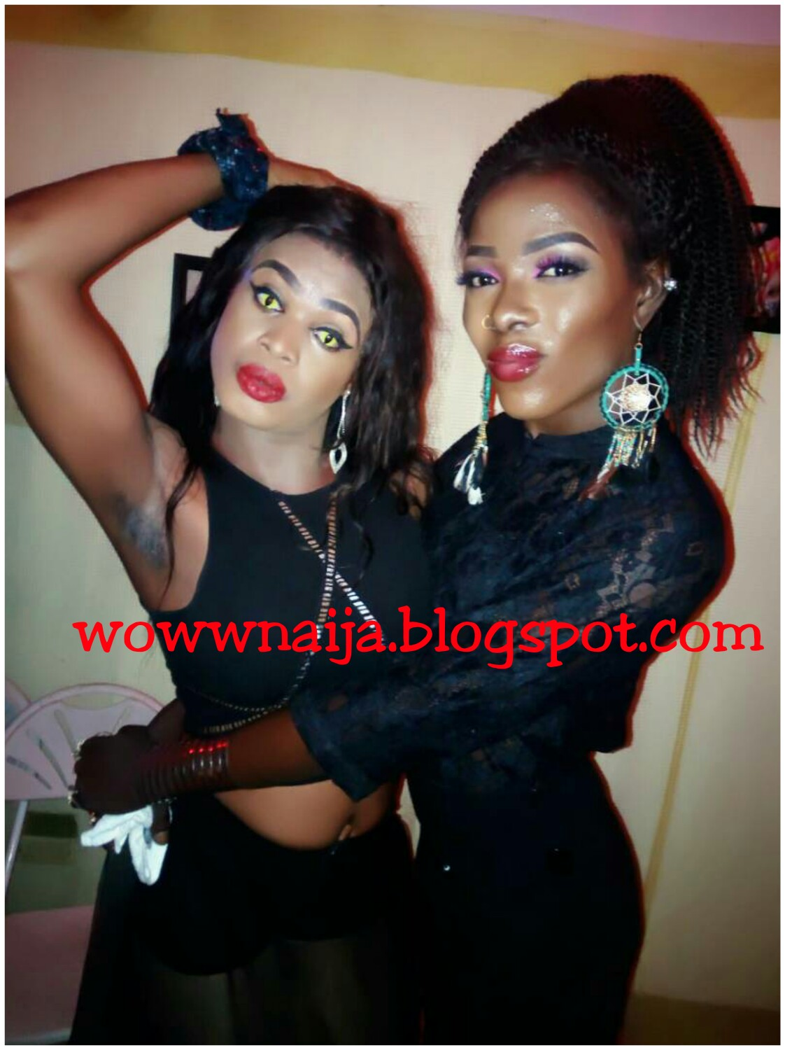 7561bfaaf4 Welcome To Woww! Naija  CHECK OUT THE LATEST CROSS-DRESSERS IN TOWN