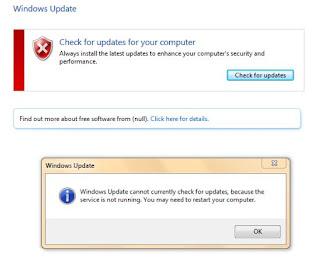Cara Mengatasi Windows Update Tidak Bisa Update