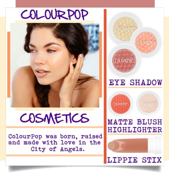 COLOURPOP Cosmetics (Made In The USA) www.toyastales.blogspot.com #ToyasTales