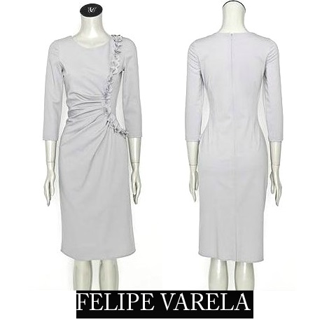 FELIPE VARELA Dress Queen Letizia