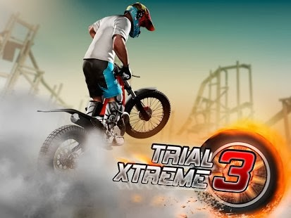 This is a fantastic android game you lot must get got Trial Xtreme iii  6.1 APK