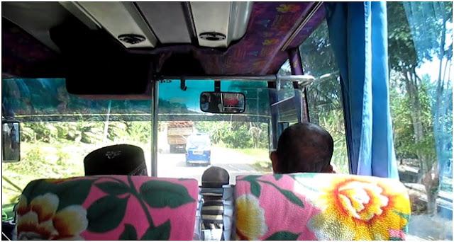 Perjalanan Round Trip Medan-Aceh Timur Peureulak, Naik Bus Tanpa Tiket