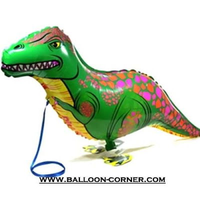 Balon Foil Airwalker Supersaurus