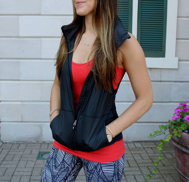 lululemon pack-it-vest-black