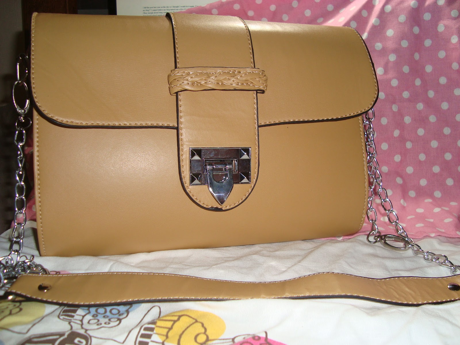 Fashion Finds   My Satchel Bag
